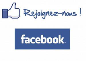 Logo Facebook suivez-nous